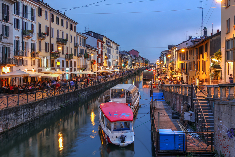 The Top 10 Things To See And Do In Navigli Milan