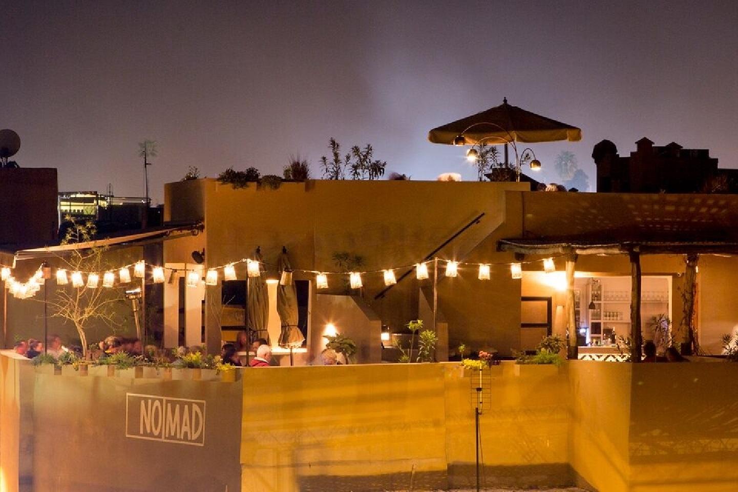 The Best Al Fresco Dining In Marrakech Morocco