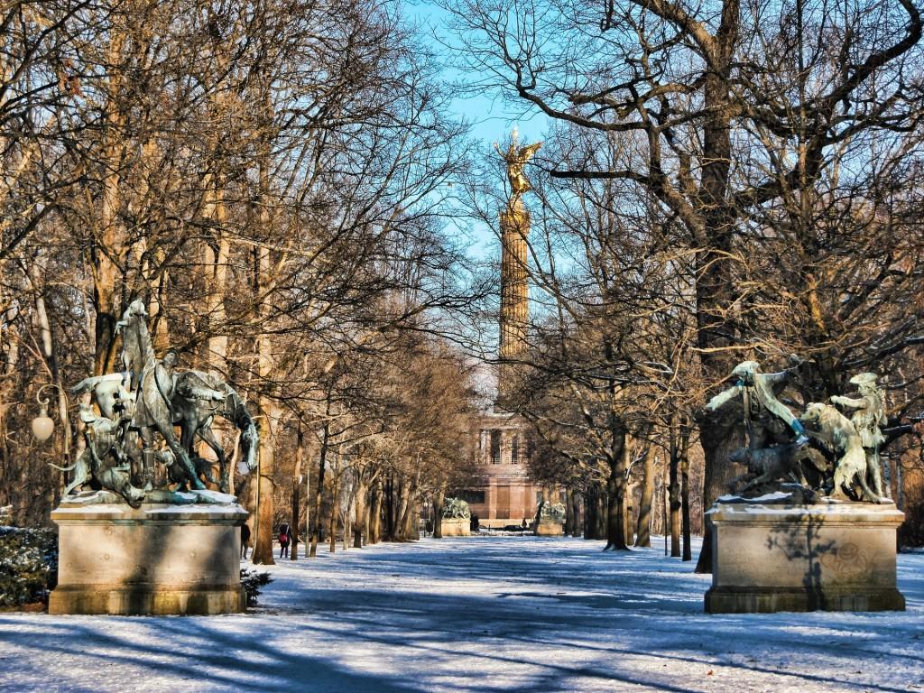 Tiergarten Park ©Pixabay