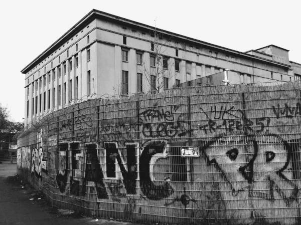 Berghain | © James Dennes / Flickr