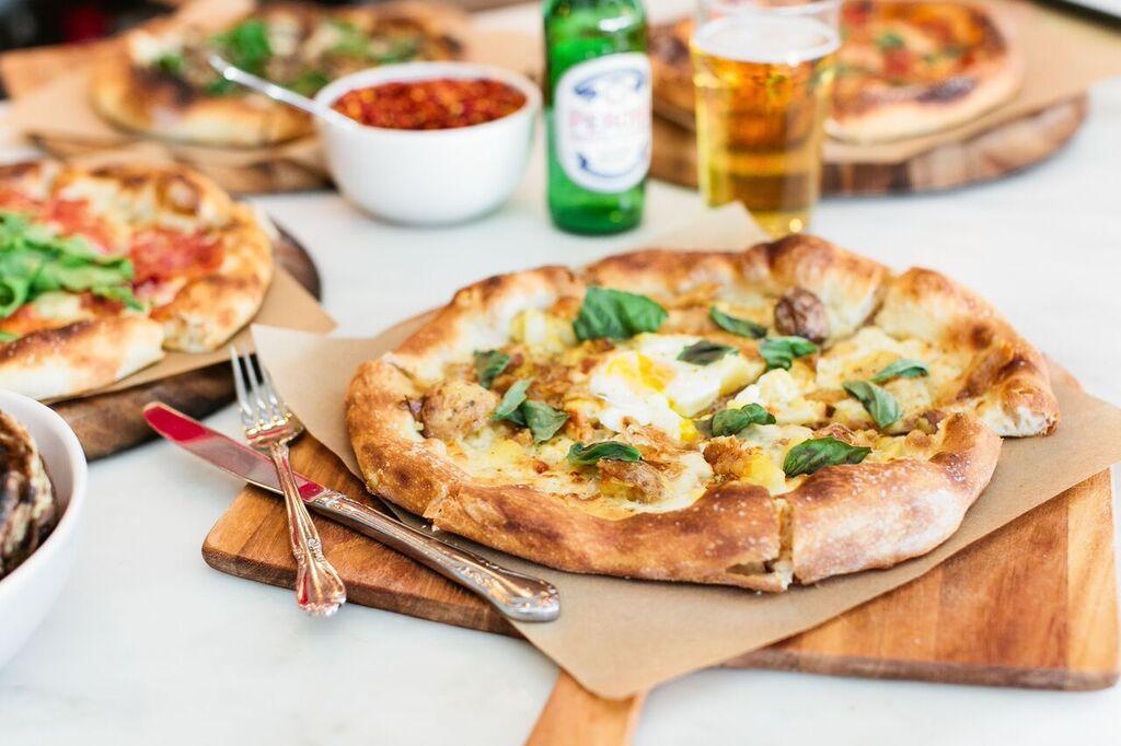 North Italia's Pizza   Courtesy of North Italia