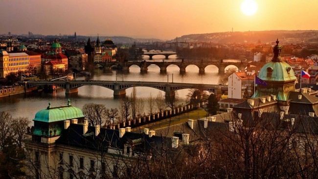 Prague, Czech Republic |© Pixabay