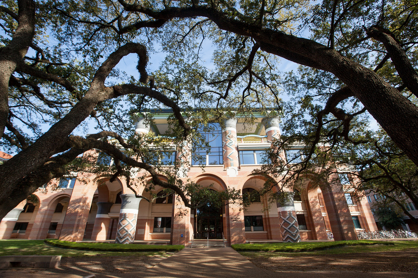 Duncal Hall at Rice University | © Tendenci Software/Flickr