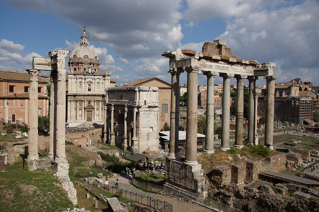 Rome | © Bert Kaufmann/Flickr