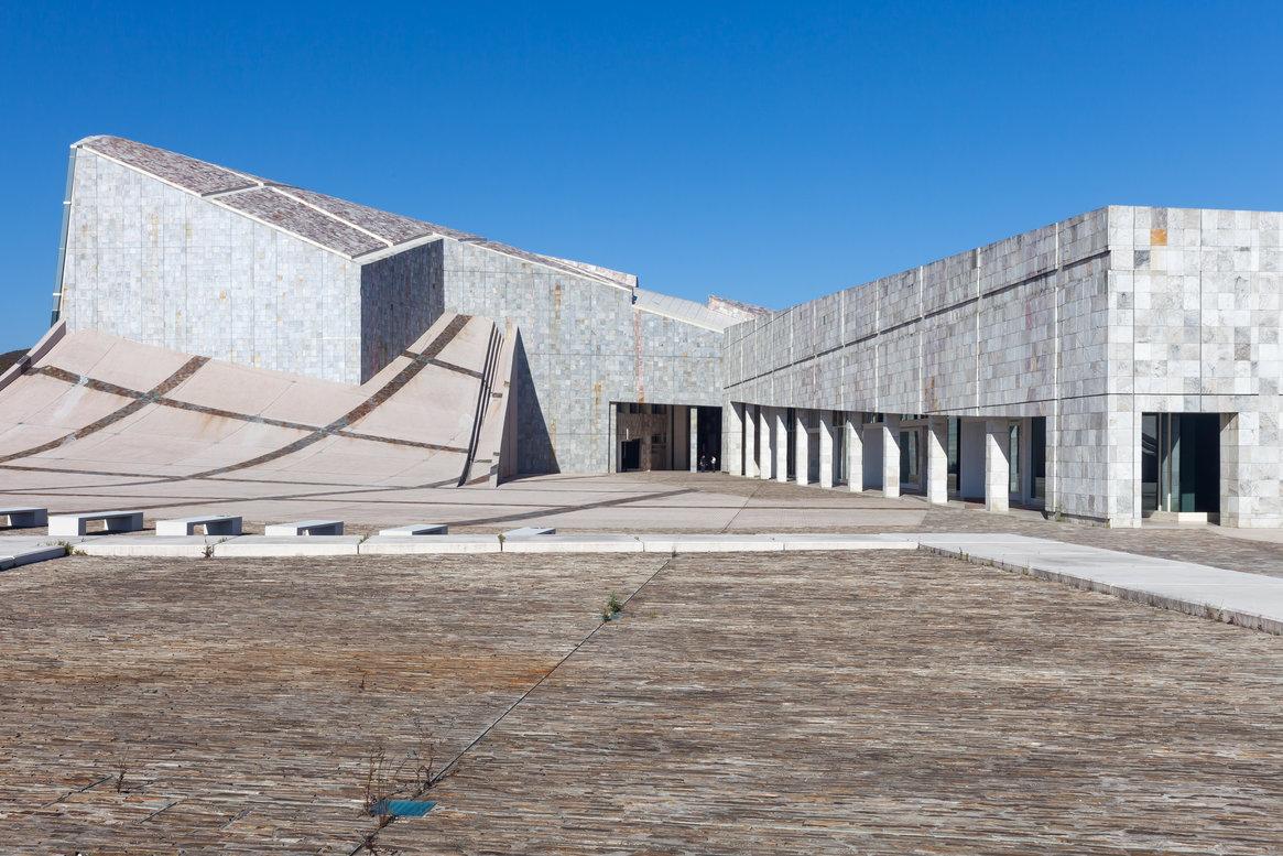 2013 Cidade da cultura santiago de compostela - galiza-5 |  © Luis Miguel Bugallo Sánchez / Wikicommons