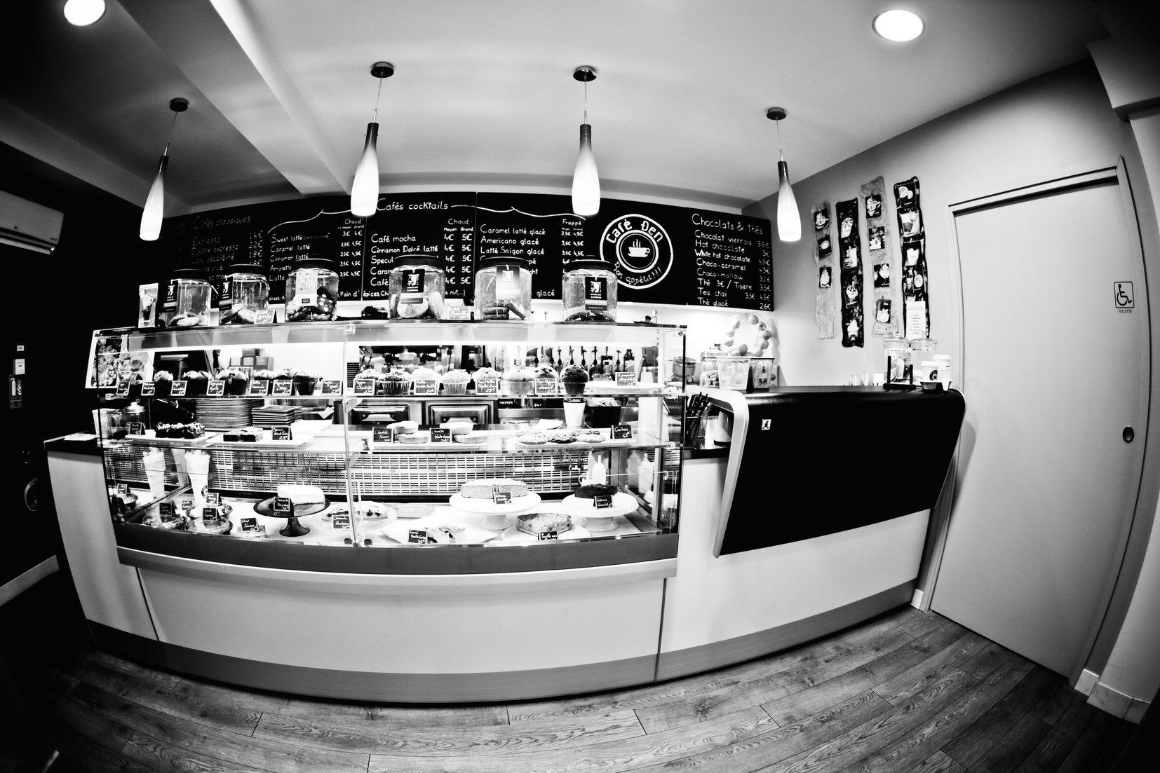 Café Den   Courtesy of Café Den Coffee shop