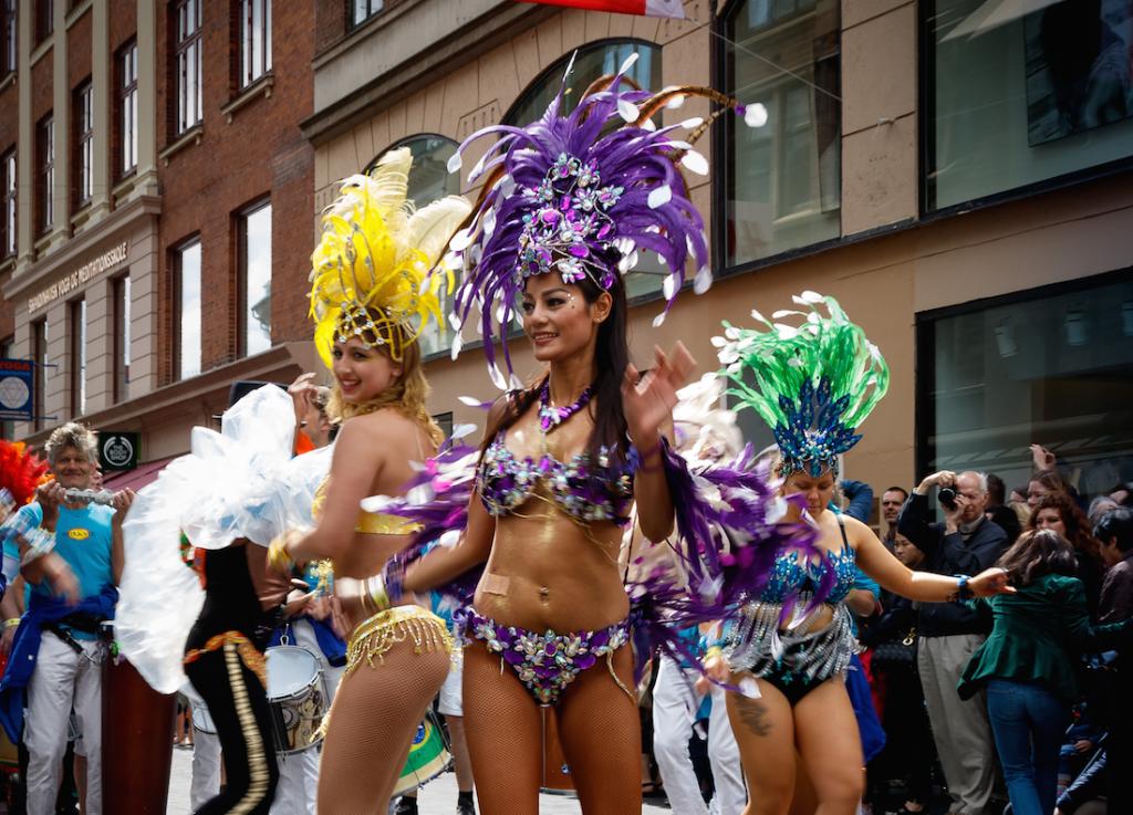 Mercado das Pulgas is a samba celebration © Stig Nygaard / Flickr