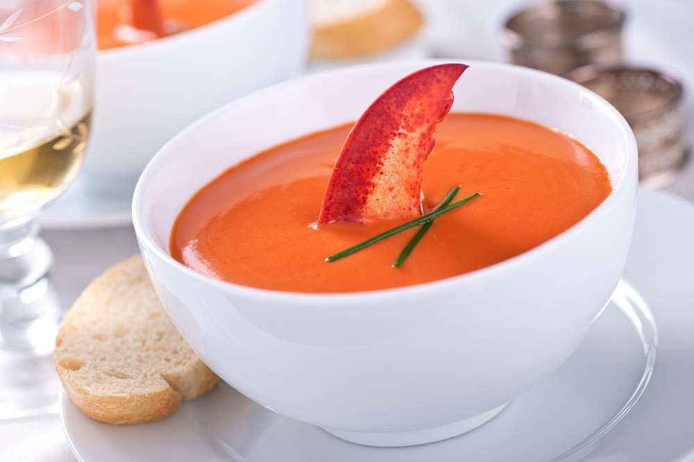 Lobster Broth Bisque |© Foodio/Shutterstock