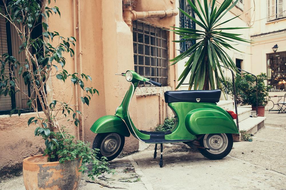 Romance in Rome © Kite_rin / Shutterstock
