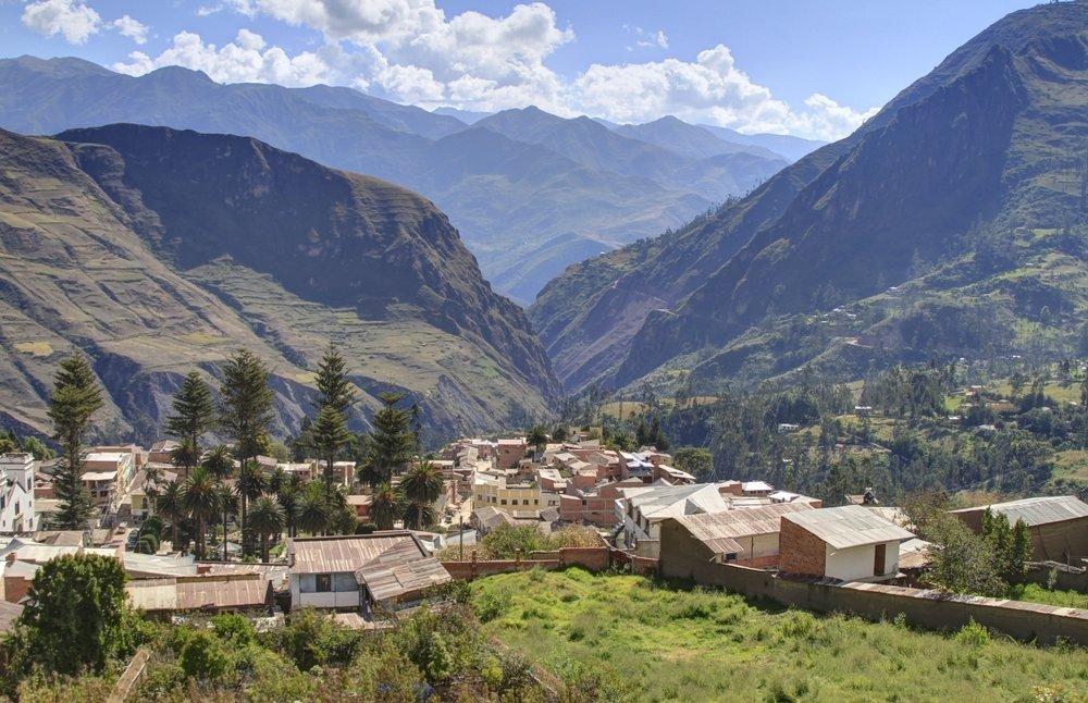Sorata, Bolivia ©Arun123 / Shutterstock