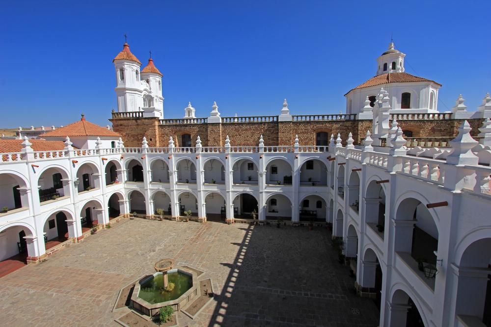 Church of San Felipe Neri, Sucre, Bolivia © cicloco / Shutterstock
