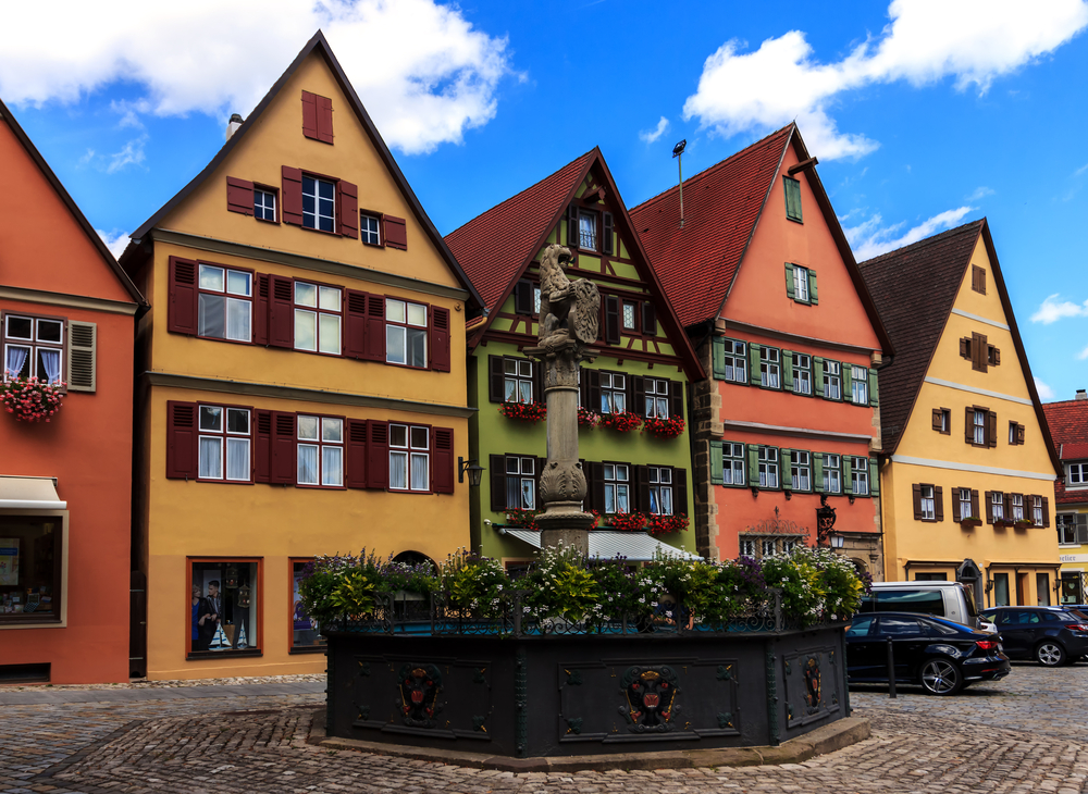 Dinkelsbuhl, Bavaria | © Lara Irimeeva/Shutterstock