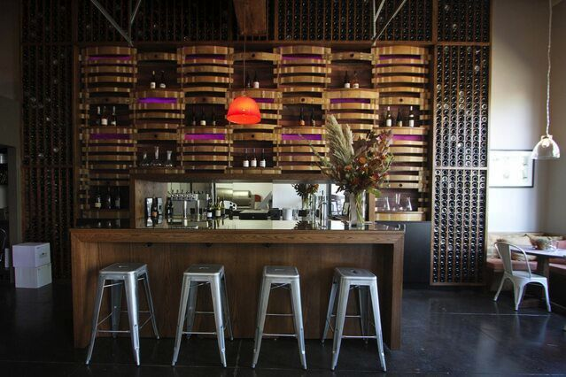Inside SE Wine Collective | Courtesy of Southeast Wine Collective