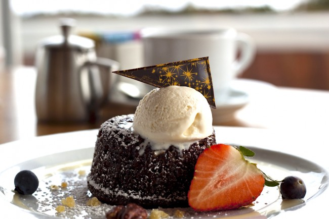 Sticky toffee pudding | © Pan Pacific/Flickr