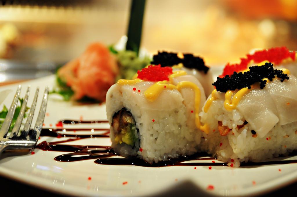 Sushi| © SubtlePanda/Flickr