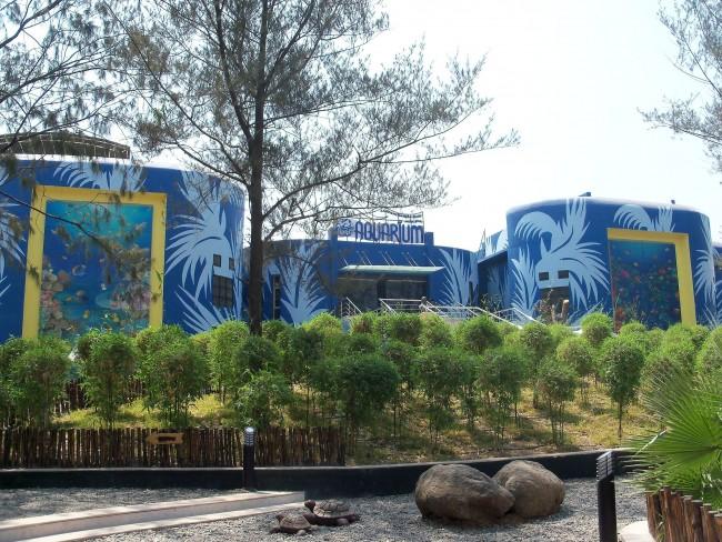 Jagdishchandra Bose Aquarium | © Preet Vaniawala/WikiCommons