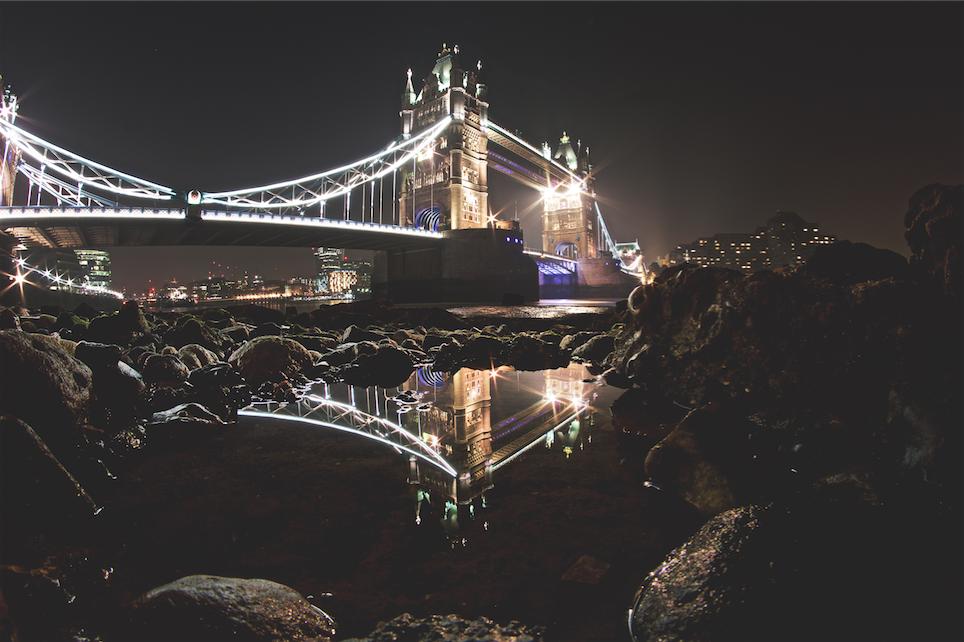 Tower Bridge Reflection | Courtesy of Jesse Stafford