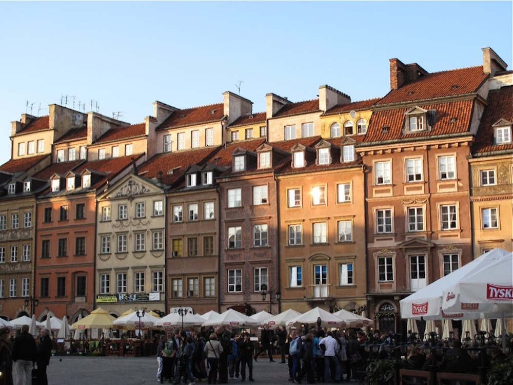 A Stary Rynek seems to be a staple in every great Polish city © Charlie Phillips / Flickr