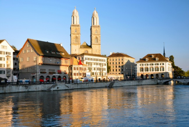 Zurich  © Russ Bowling /Flickr