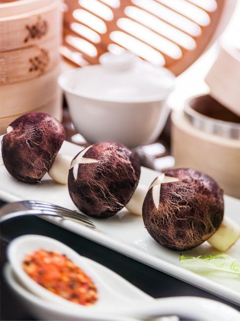 紫艷中餐廳 紫艷菇菇包