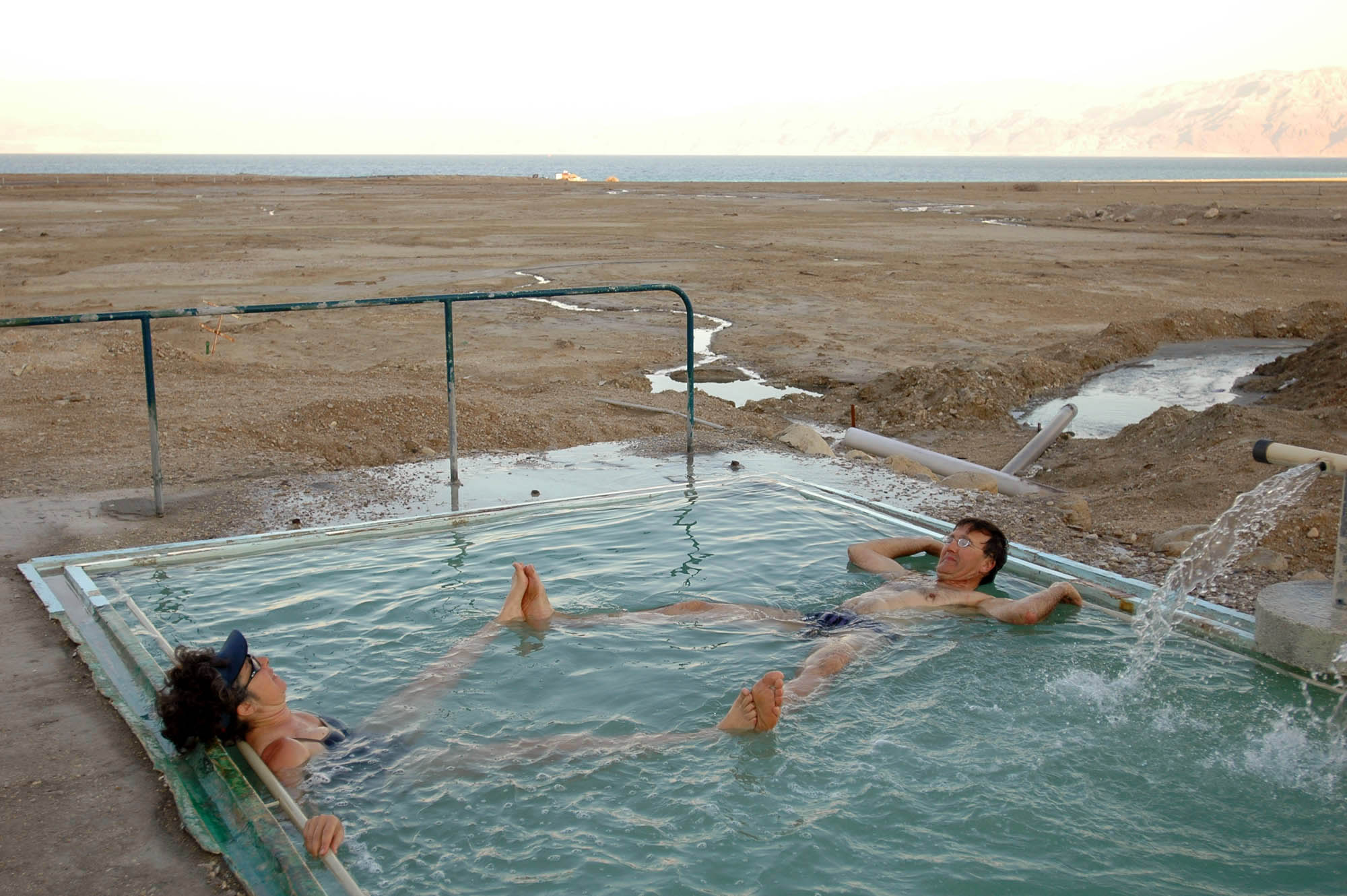The Dead Sea Courtesy of Hugh Gordon
