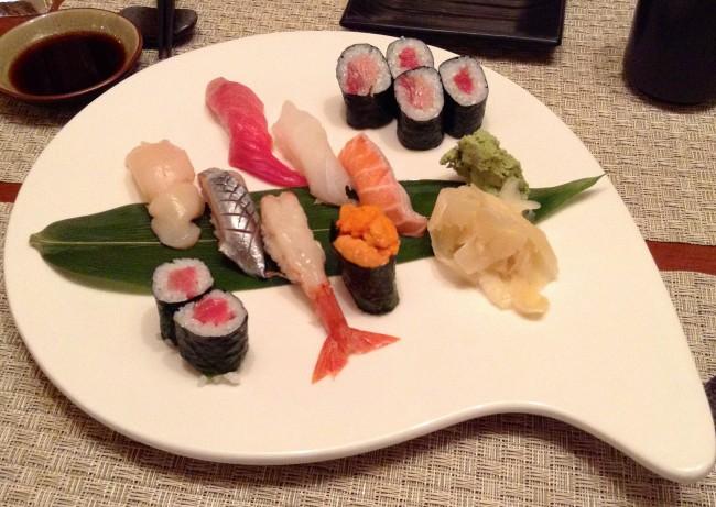 Wasabi Bistro - Sushi | © Sarah_Ackerman/Flickr