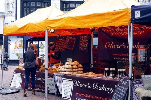 Part of Coronation Market I © Donald Judge/Flickr