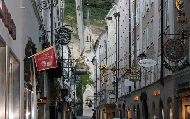 Altstadt, Salzburg © Cuong Vu