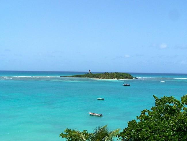 Îlet du Gosier, Guadeloupe © LPLT/WikiCommons
