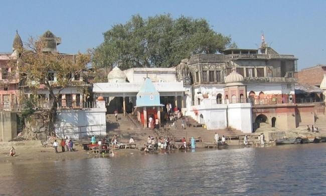 1167 main-ghat-at-bithoor | © Mukerjee/WikiCommons