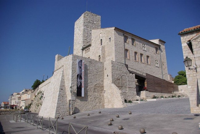 Museum Picasso | © Clemensfranz/WiKiCommons
