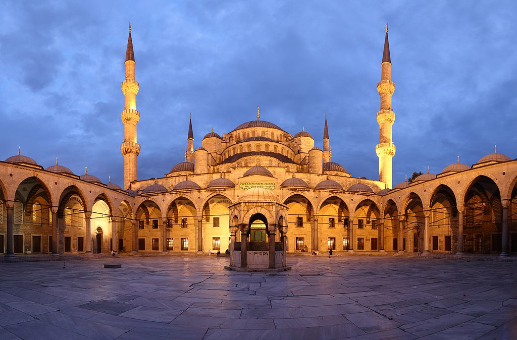The World S 10 Most Beautiful Mosques
