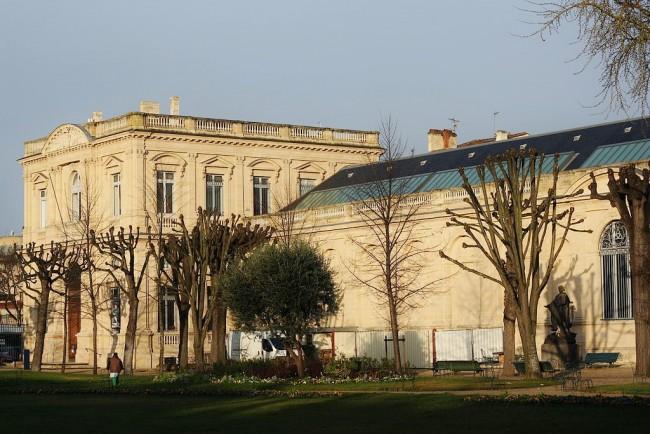 Musée des Beaux Arts Bordeaux © GFreihalter/WikiCommons