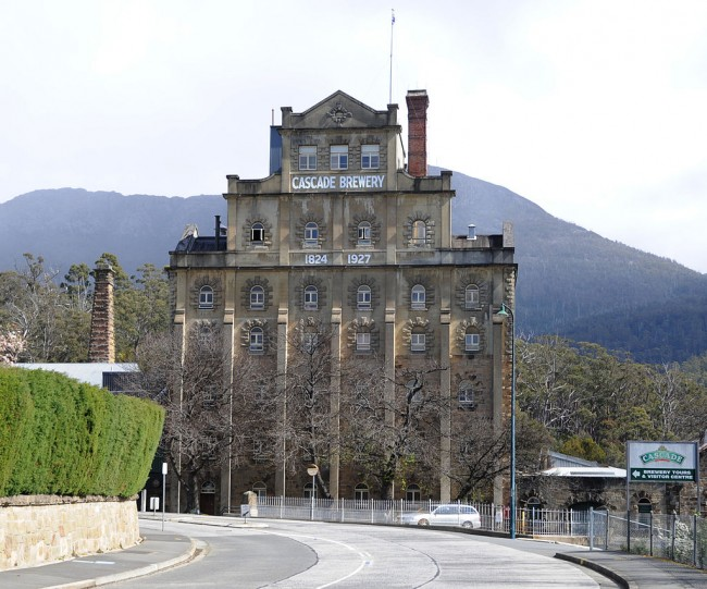 Cascade Brewery | © Barrylb/WikiCommons