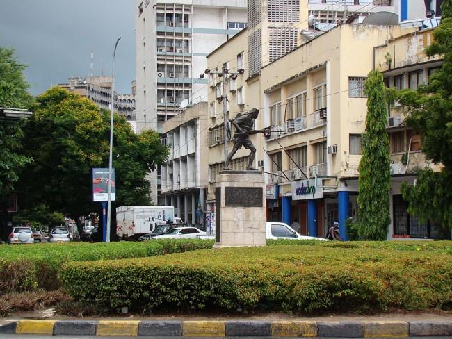 Askari Monument, Dar es Salaam © Digr/Wikicommons