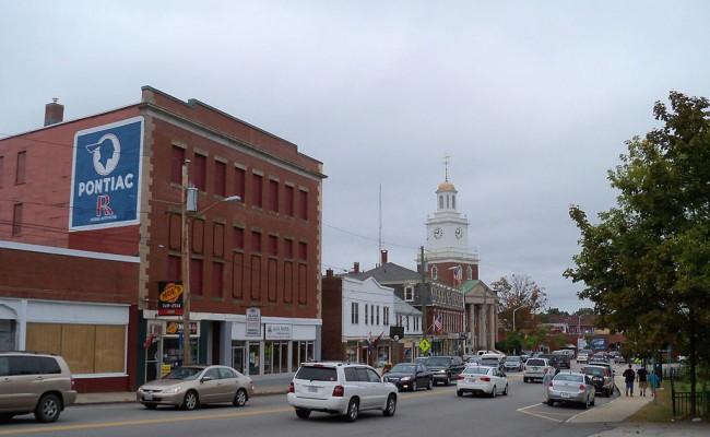 Downtown Dover | © Jon Platek/WikimediaCommons
