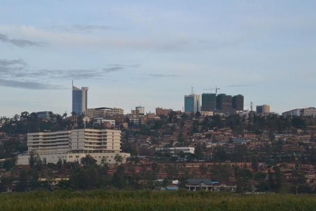 Downtown Kigali | © Lemurbaby/Wikicommons