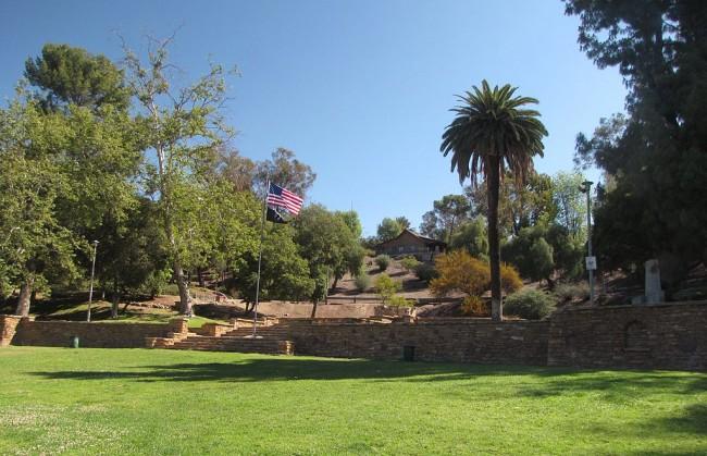 Hillcrest Park in Fullerton, CA | © Traveler100/WikiCommons
