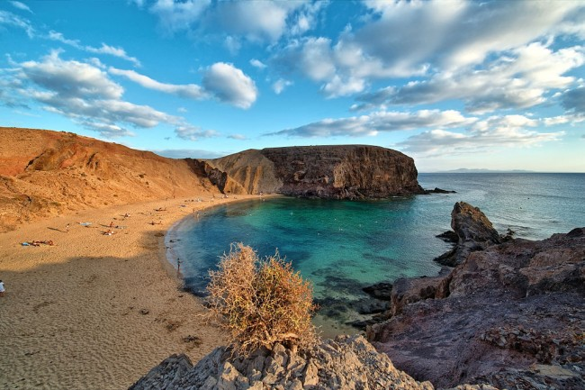 Lanzarote Spain  city photo : The 10 Most Beautiful Beaches In Fuerteventura