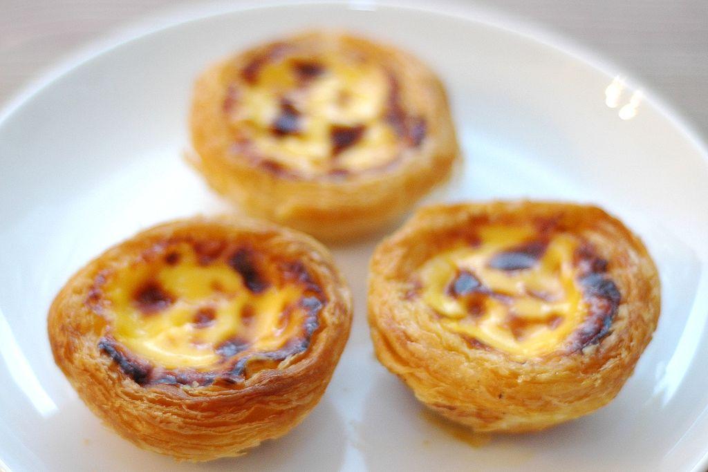 Pasteries de Nata | © Jpatokal/Wikipedia