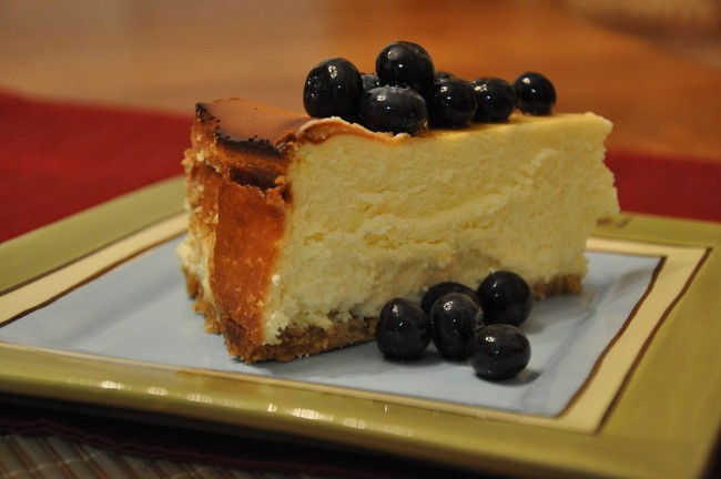 New York Cheesecake © Kimberly Vardeman/WikiCommons