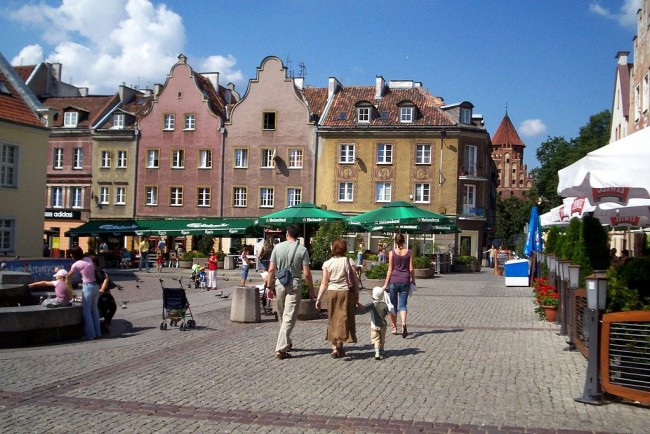 Stare Miasto | © Serdelll/Wikicommons