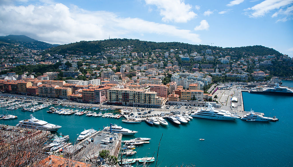 The best hotels in vielle ville nice for Best hotels in nice