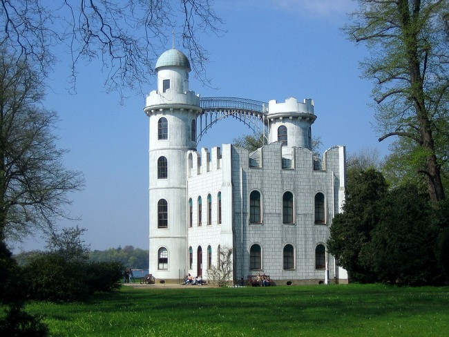 Castle at Pfaueninsel | © Bautsch/WikiCommons