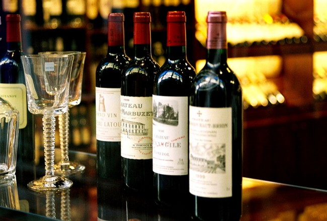 French wines © Colin/WikiCommons
