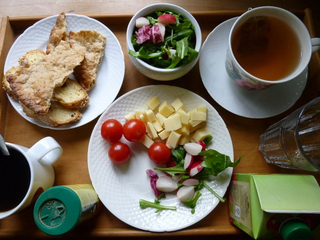 Sunday brunch © FlickreviewR/WikiCommons