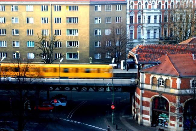 U-bahnhof Schlesisches Tor/ © wikicommons