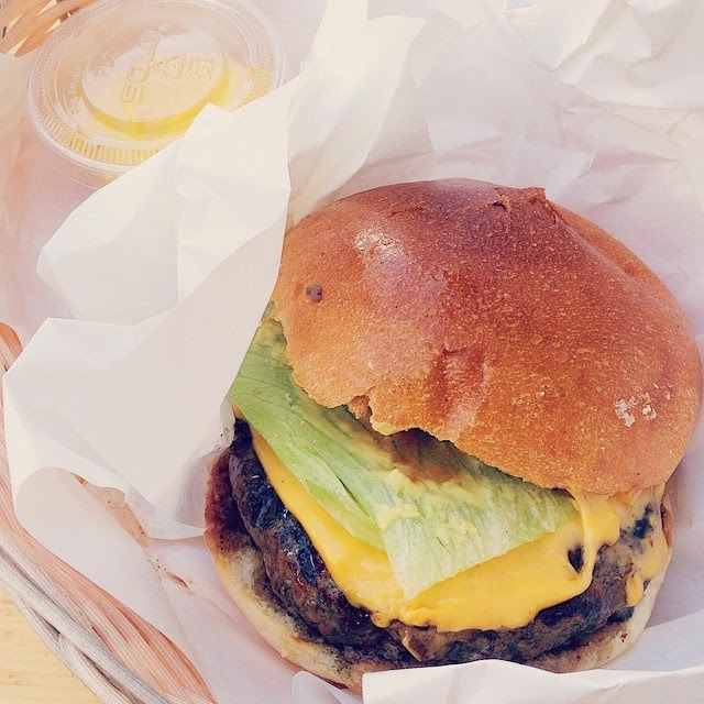 Tommi's Burger Joint   © FoodieBerlin