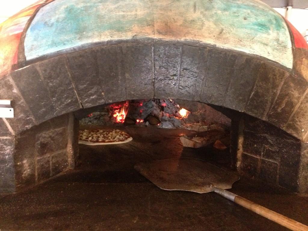 brick oven ©racky salzman