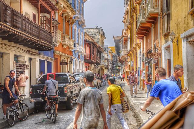 Old City of Cartagena | © Steve Sutherland/Flickr